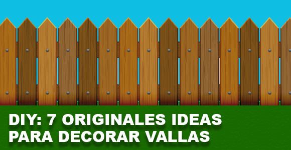 decorar vallas