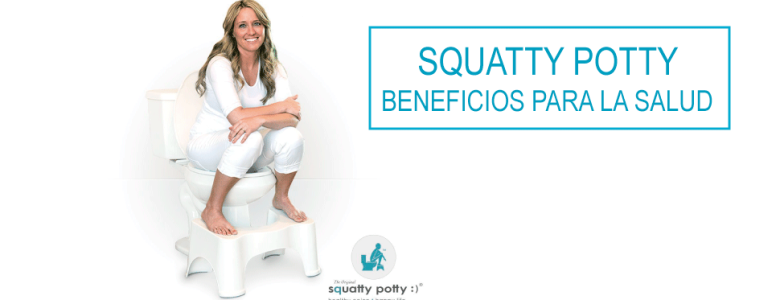 Beneficios de Squatty Potty
