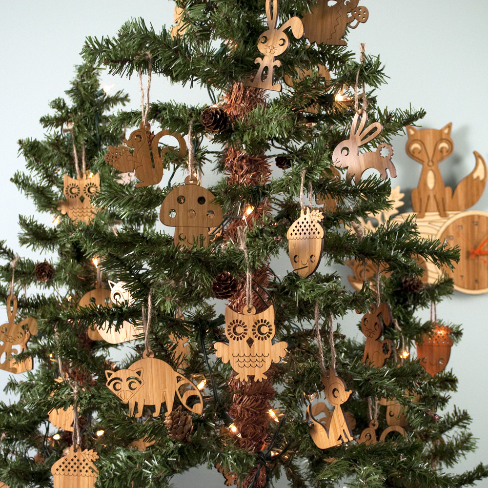 woodland-ornaments